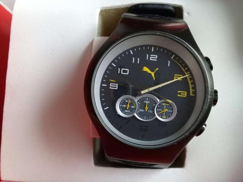 Reloj Puma Original Poco Uso