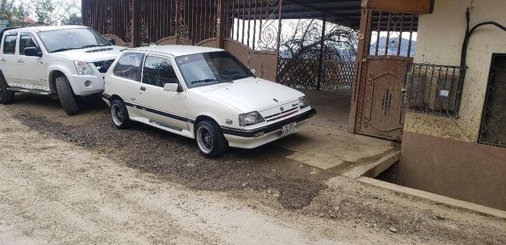 Suzuki Forsa 1 1989 - 120000 km