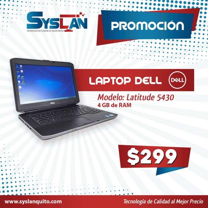 Laptop DELL y HP Core i5, 4 GB RAM, 500GB