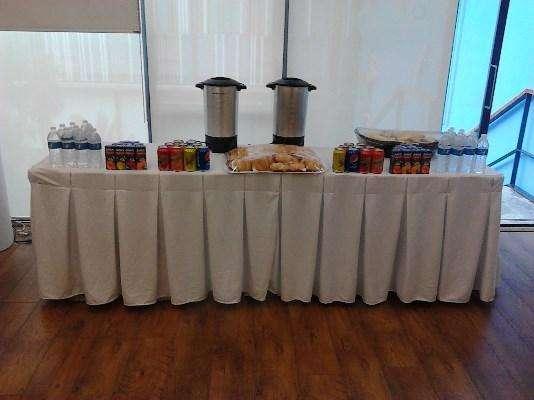 Ofrecemos Estación de Café, Refrigerios empresariales a su servicio