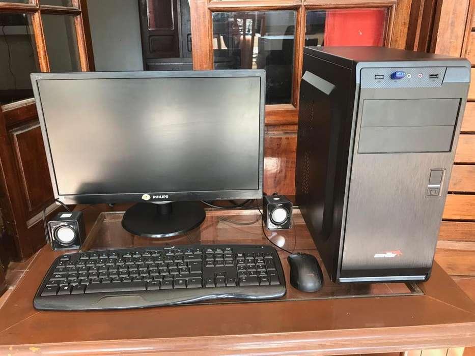 Vendo o Permuto Computadora Sentey Completa