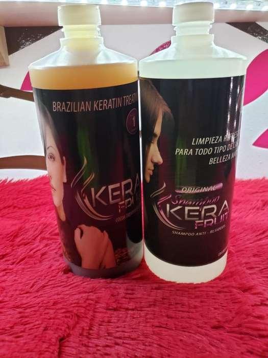 Tratamiento de Keratina 1litro