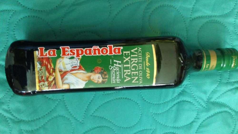 Aceite de Oliva 2000 Ml Importado