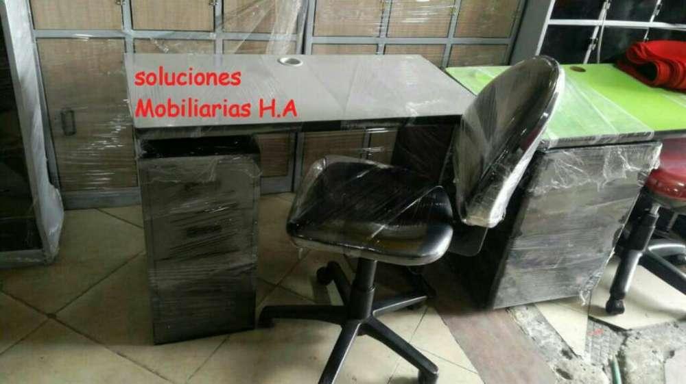 <strong>escritorio</strong>s para Oficina Economicos