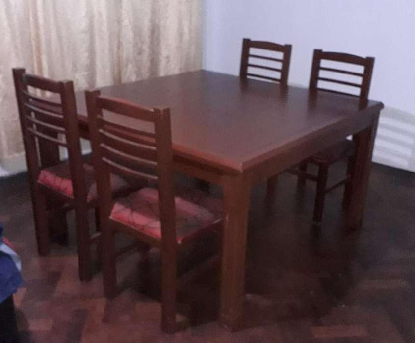 Vendo Mesa Y <strong>silla</strong>s