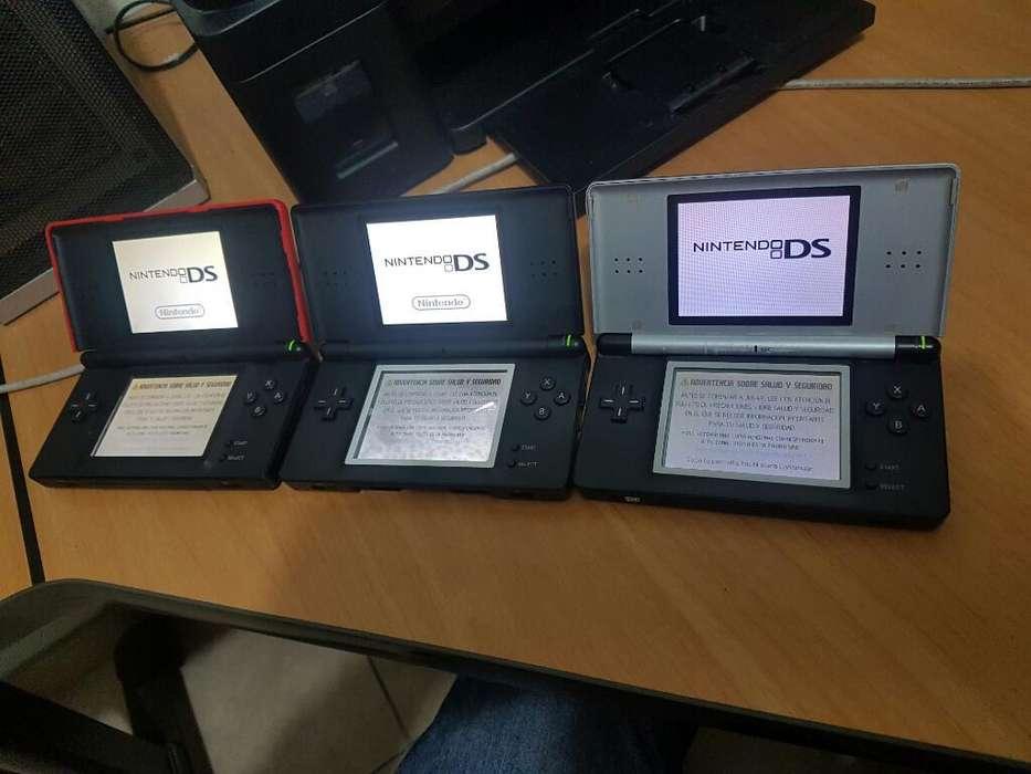 3 Nintendo Dslite para Venta en Lote