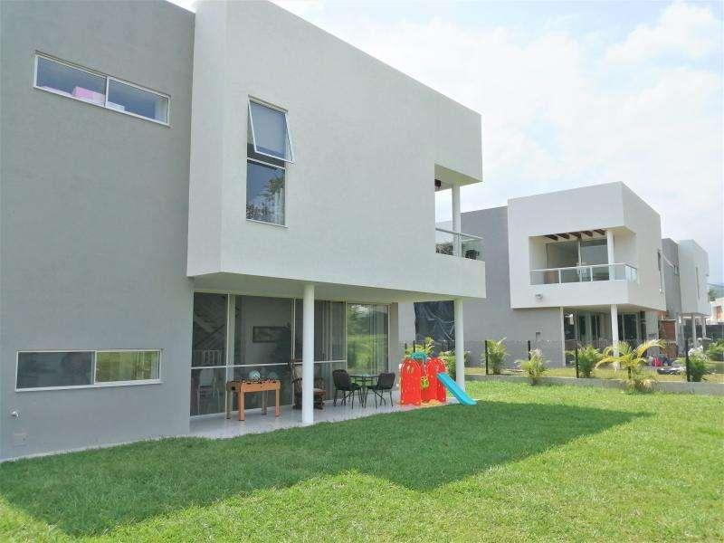 Cod. VBINH-573 Casa Condominio En Venta En Cali Parcelaciones Pance