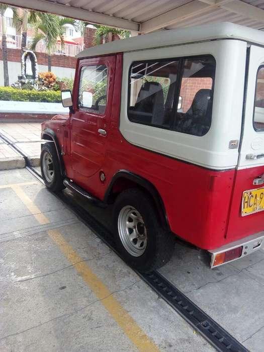 Daihatsu F20 1979 - 1111111 km