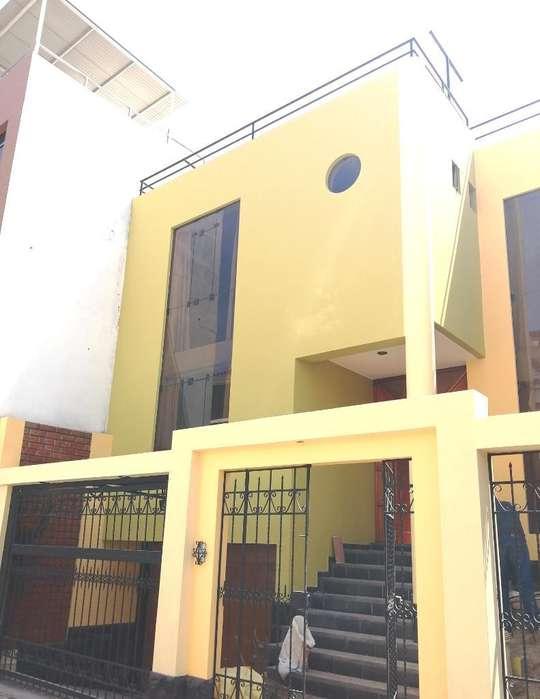 Alquilo Acogedora Casa en Piedra Santa