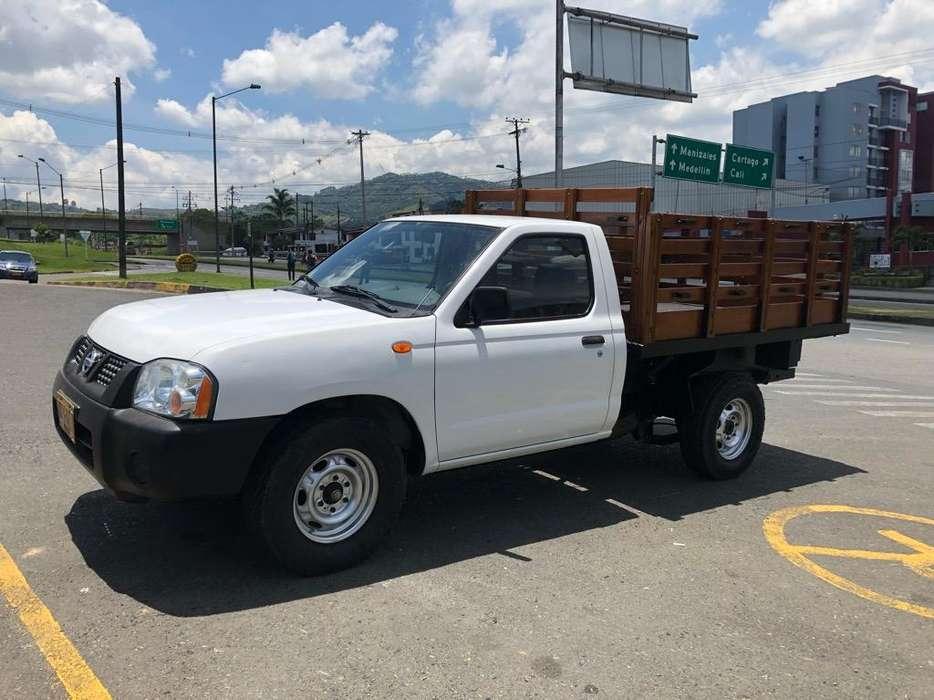 Nissan Frontier 2014 - 120000 km