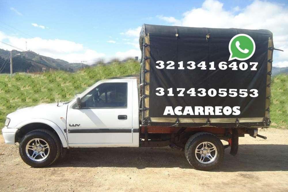 3213416407 Servicio de acarreos, y viajes, trasteos, * botamos escombros 3174305553