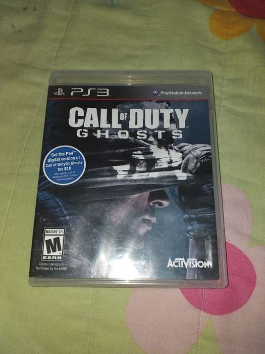 Call Of Duty Ghosts-ps3