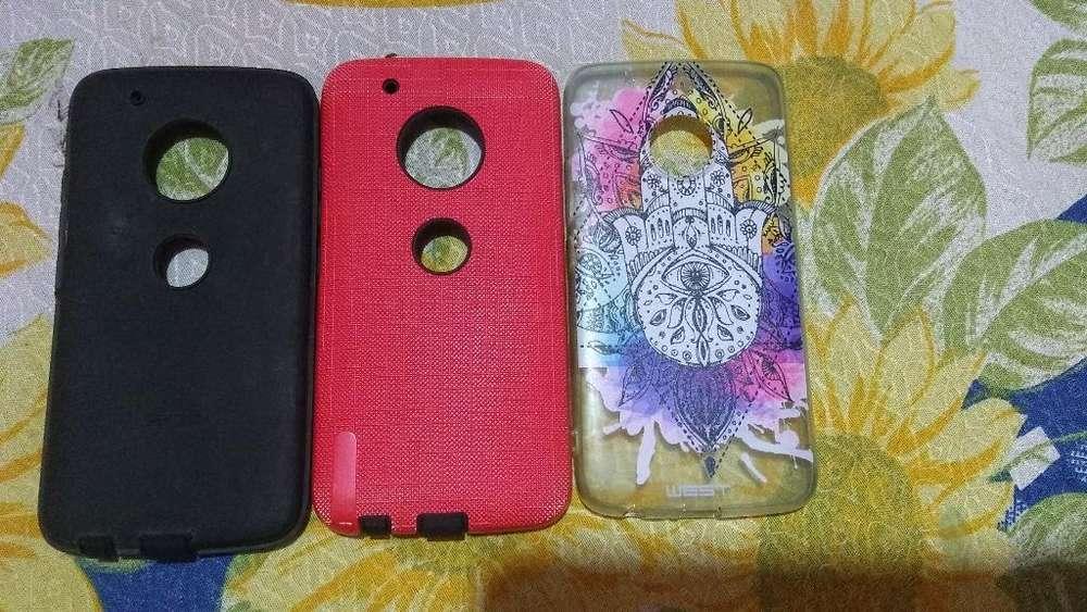 Vendo Cases Moto G5 Plus