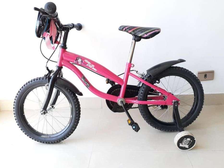 Bicicleta nia