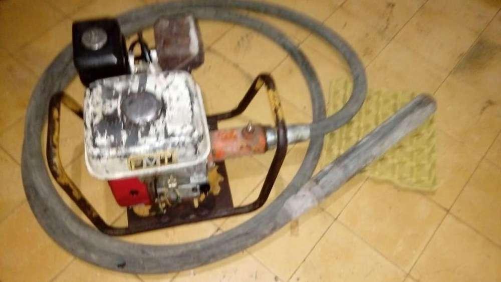 vibrador de hormigon naftero