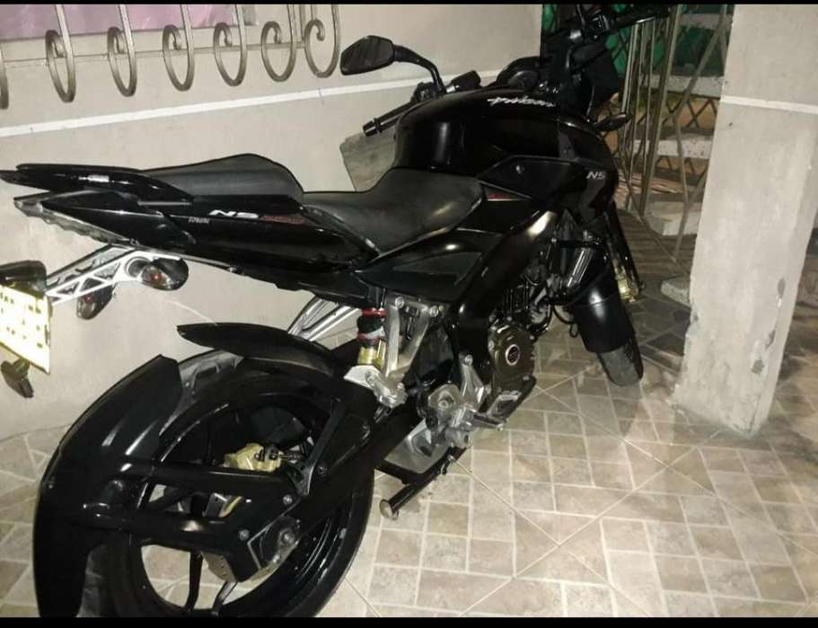Vendo Moto Ns Pulsar200