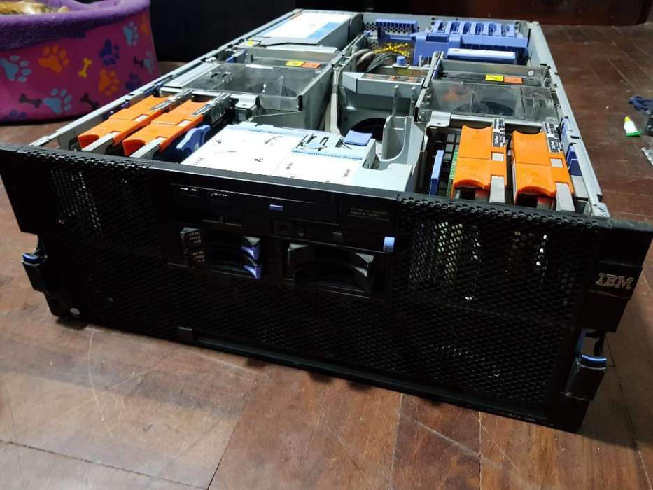 <strong>servidor</strong> Ibm Malogrado 50gb Ram 2 Cpu