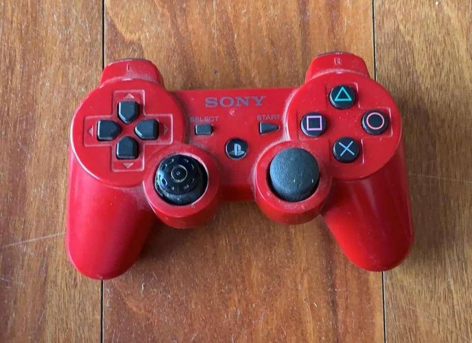 Playstation 3 Joystick Rojo