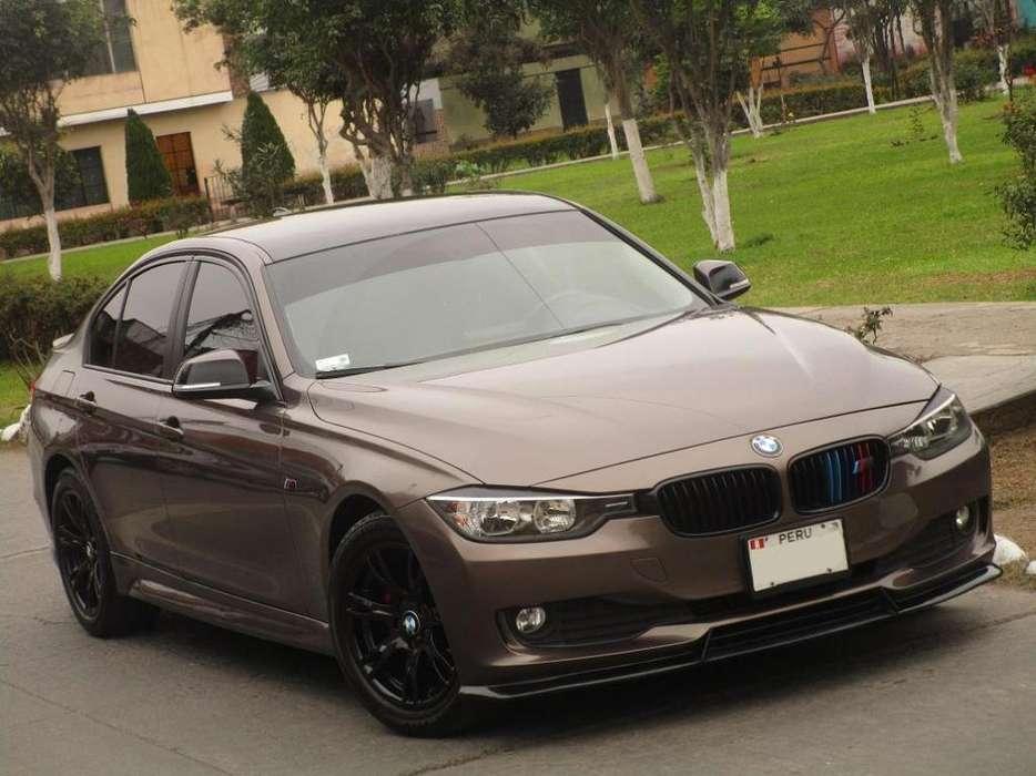 BMW 316 2014 - 81500 km