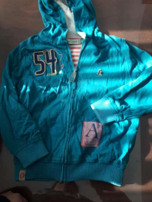 Campera Talle 6 Hush Puppies Impecable