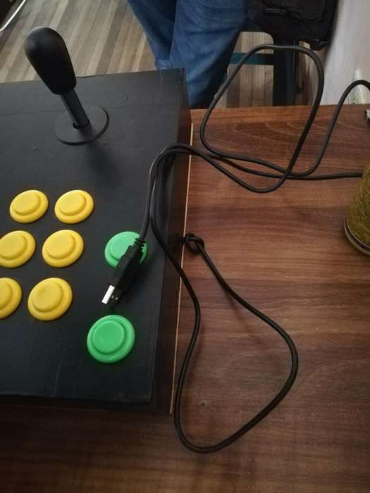 Joystick Arcade Pc Usb