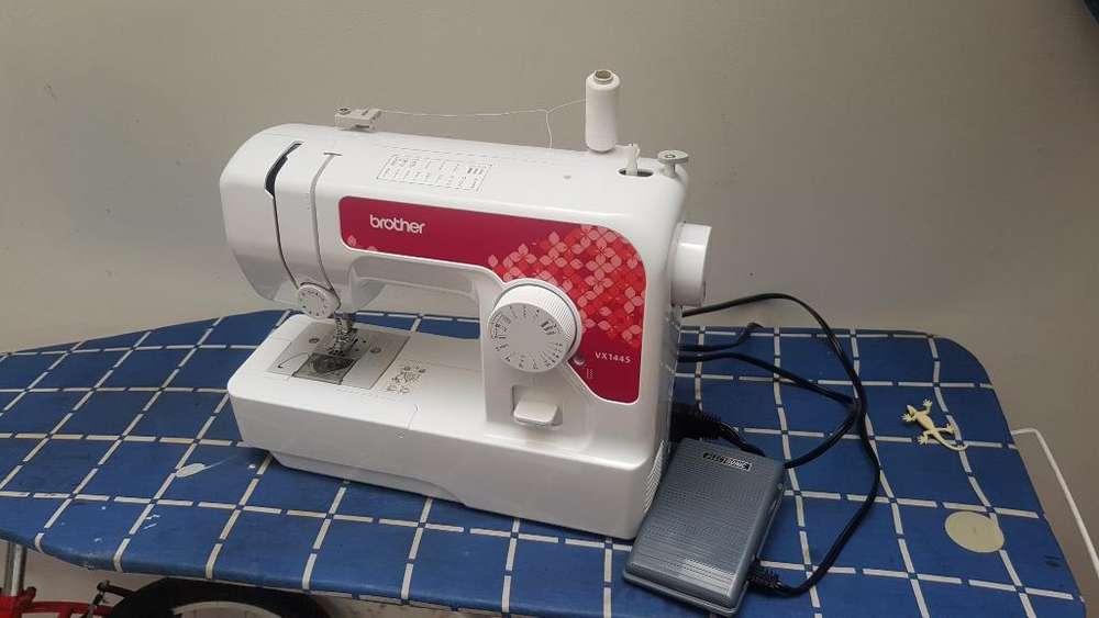 Maquina de Coser Brother 1 Mes de Uso