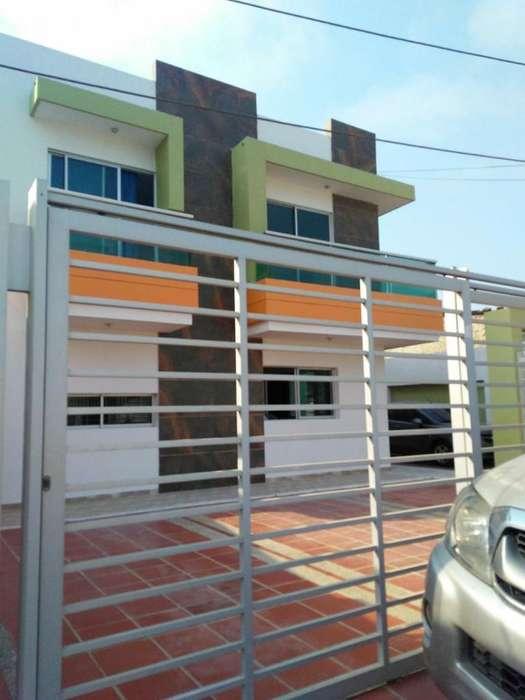 Vendo Hermosa Casa Conjunto Pto Colombia