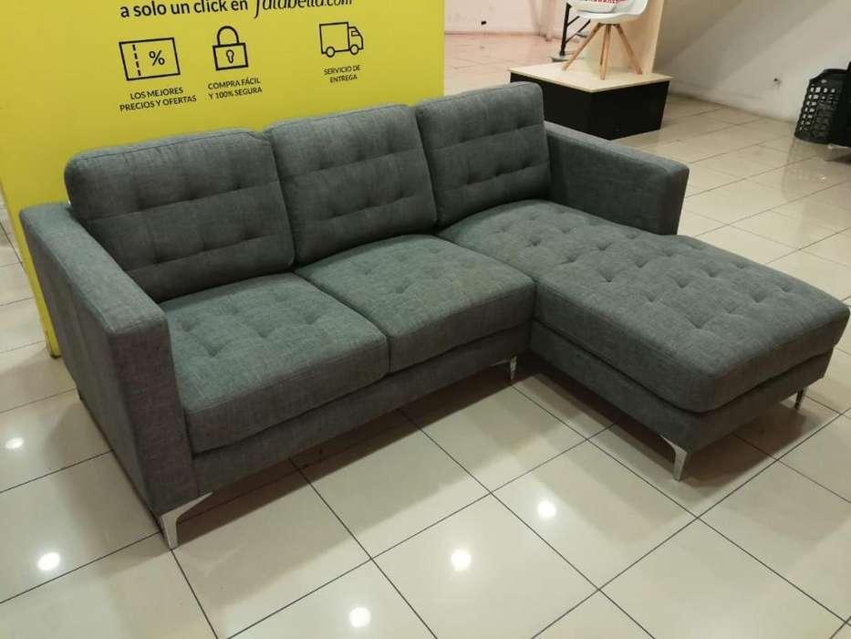 Sofa Esquonero Imperdible