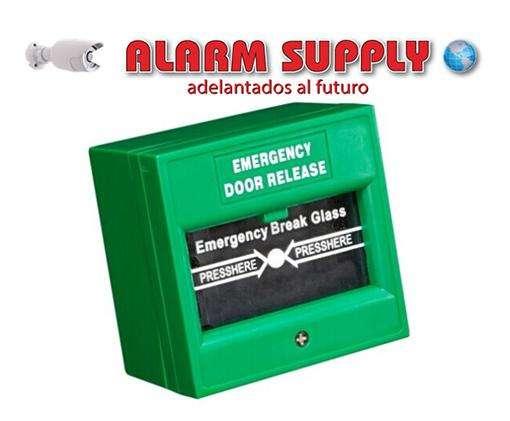 Accionamiento Emergencia P / Control Hikvision / Dsk7peb