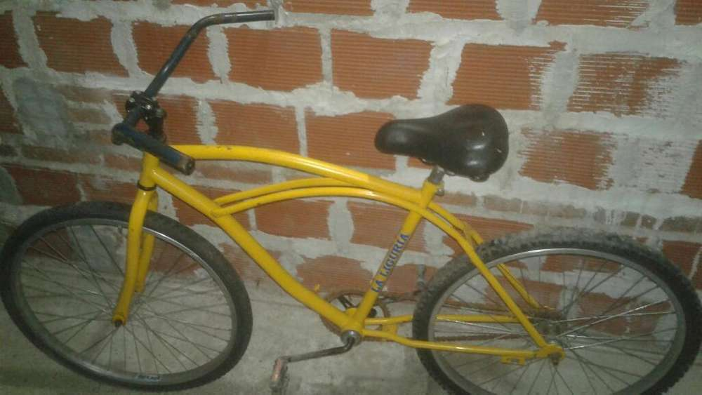 Bici Playera en Buen Estado Impecable