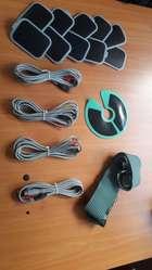 M-8018 estimulador muscular con 10 almohadillas para suave venación