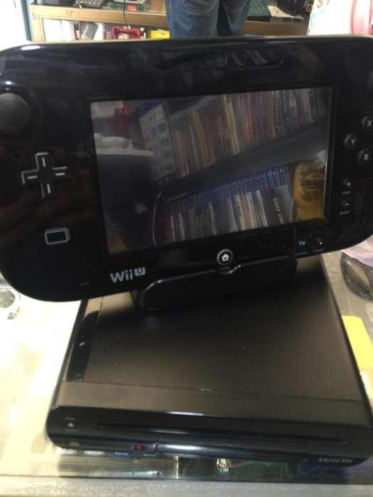 Consola Nintendo Wii U Hackeada