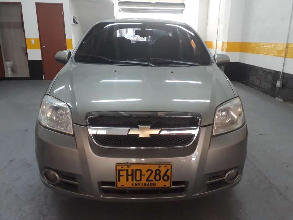 Chevrolet Aveo 2010 - 88000 km