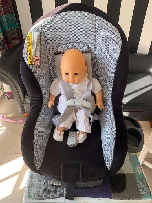 Silla de Auto Bebé