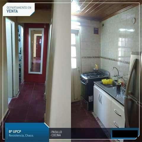 Se vende departamento, con 3 habitaciones, balcon y garage