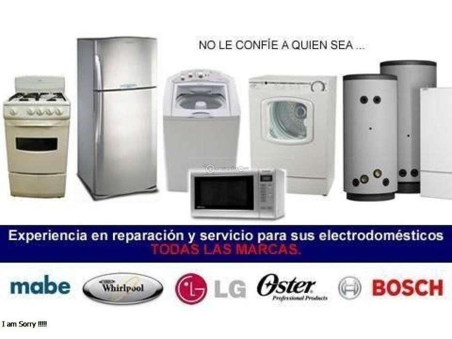Reparación Nevera o cualquier electrodomestico a domicilio