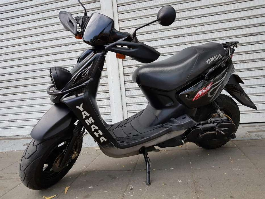 Yamaha Bws Modelo 2007 Como Nueva