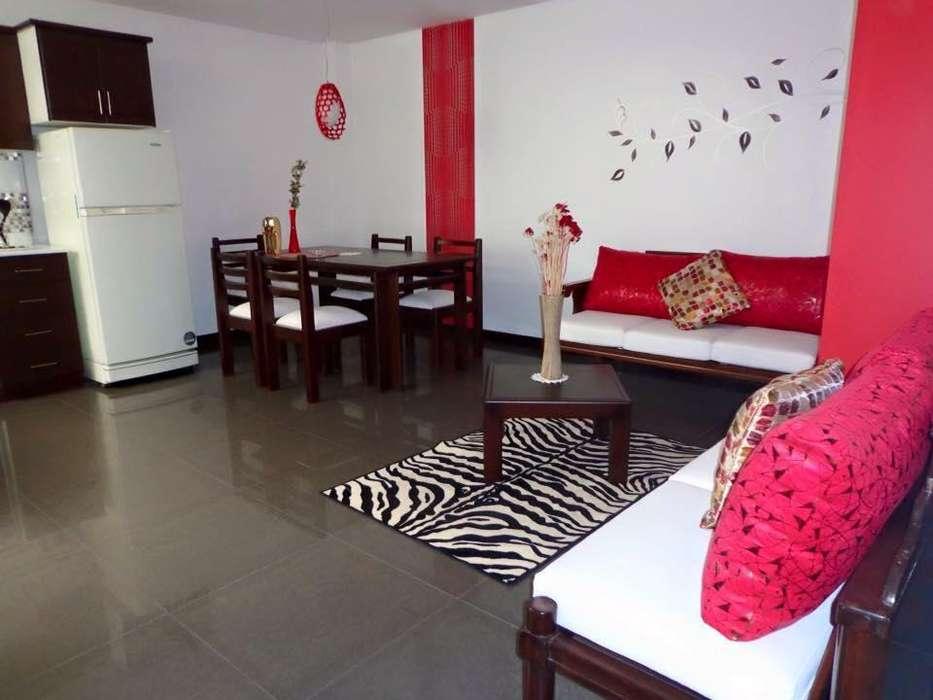 Suite Amoblada en Renta Sector Av. Solano