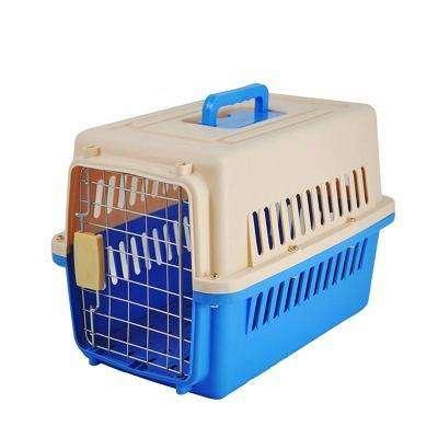 Jaula transporta mascotas