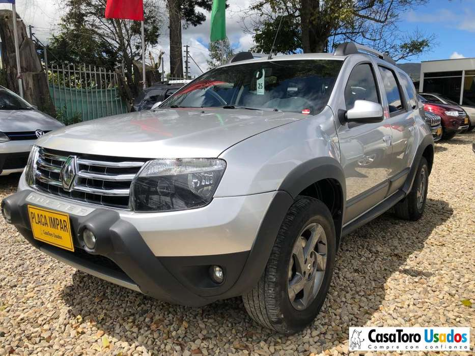 Renault Duster 2015 - 29755 km