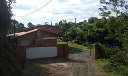 2 Casas, Lote 4000mt , en Combia .