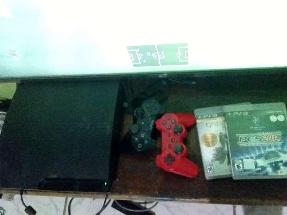 Vendo Playstation 3 Excelente Estado