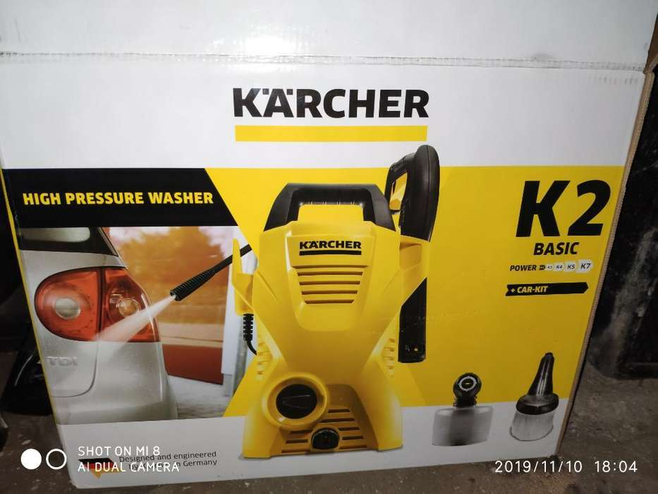 Karcher K2 Car Kit