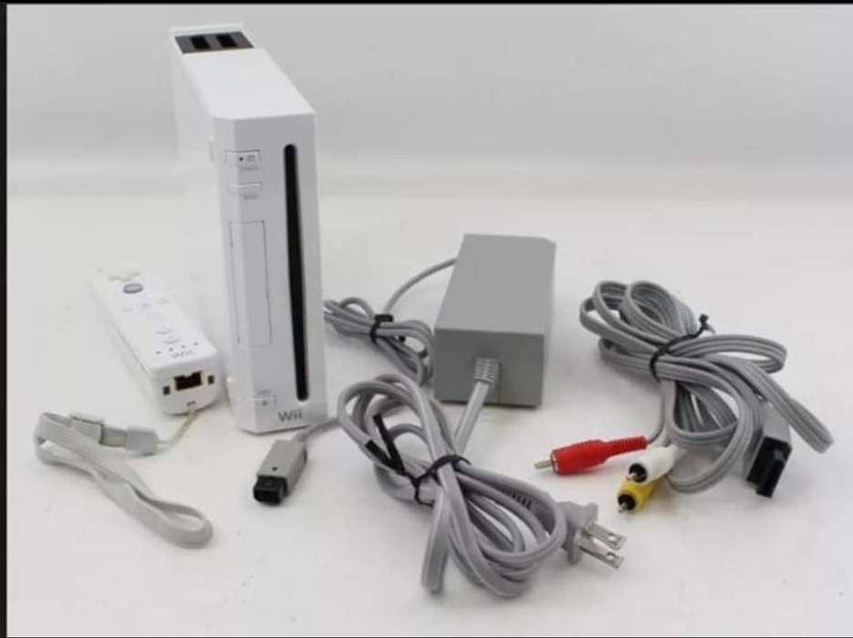 Nintendo Wii Venta O Cambio