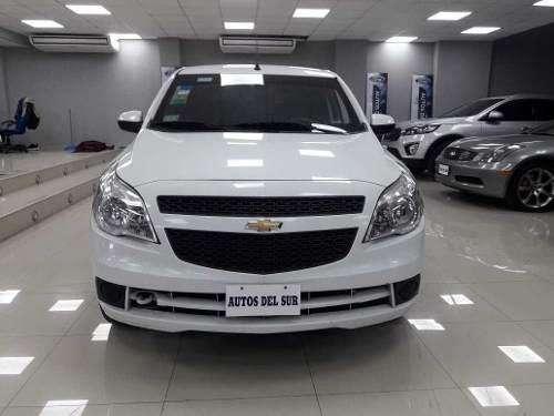 Chevrolet Agile 2011 - 100000 km
