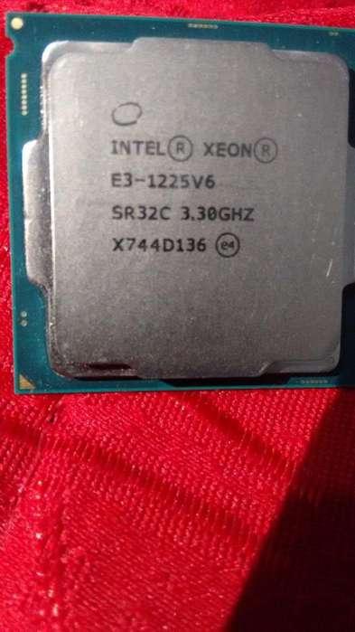 Procesador Intel Xeon
