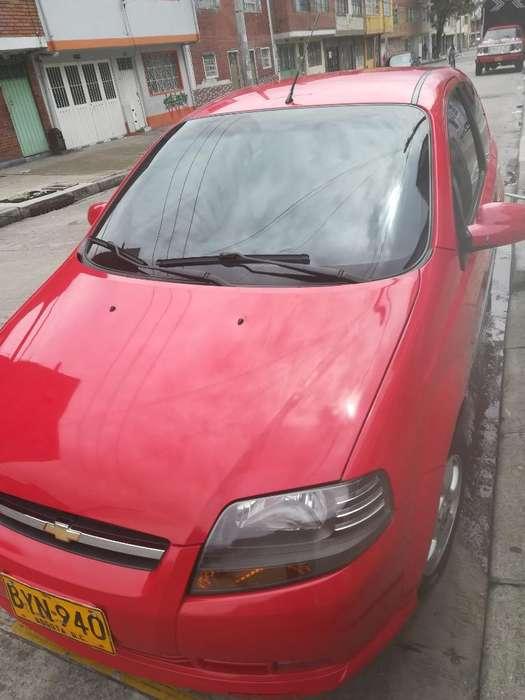 Chevrolet Aveo 2007 - 113000 km