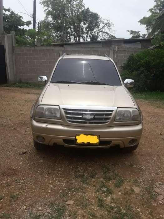 Chevrolet Grand Vitara 2005 - 189000 km