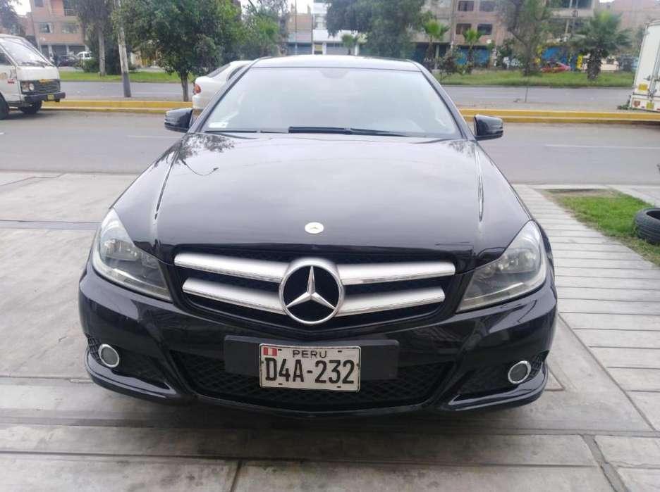 Mercedes-Benz Clase C 2013 - 81000 km