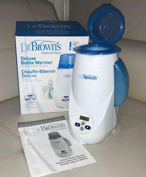 Calentador De Teteros Elctrico Dr Brown